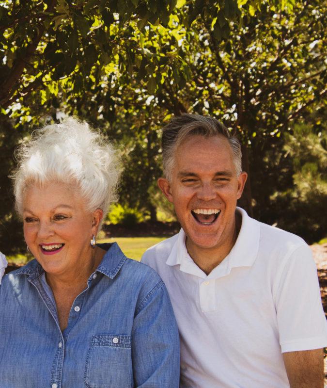 Spiruline pour les personnes agees