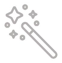 icone baguette magique